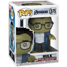 Головотряс Avengers: Endgame - POP! - Hulk (with Taco) (9.5 см)