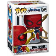 Головотряс Avengers: Endgame - POP! - Iron Spider (9.5 см)