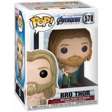 Головотряс Avengers: Endgame - POP! - Bro Thor (9.5 см)