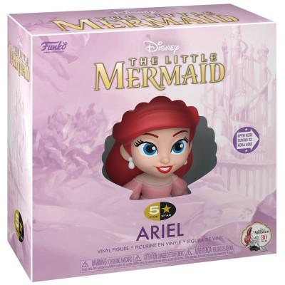 Фигурка Funko Little Mermaid - 5 Star - Ariel Princess 40085 (9 см)