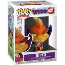 Фигурка Spyro - POP! Games - Ripto (9.5 см)