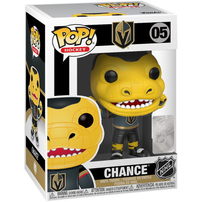 Фигурка NHL Mascots - POP! Hocket - Chance (Knights) (9.5 см)