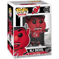 Фигурка NHL Mascots - POP! Hocket - NJ Devil (NJ Devils) (9.5 см)