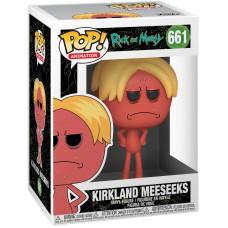 Фигурка Rick & Morty - POP! Animation - Kirkland Meeseeks (9.5 см)