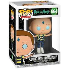 Фигурка Rick & Morty - POP! Animation - Floating Death Crystal Morty (Exc) (9.5 см)