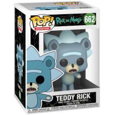 Фигурка Rick & Morty - POP! Animation - Teddy Rick (9.5 см)