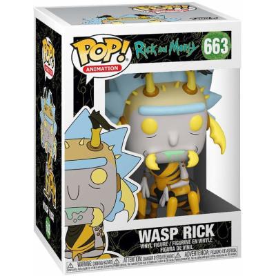 Фигурка Funko Rick & Morty - POP! Animation - Wasp Rick 44255 (9.5 см)