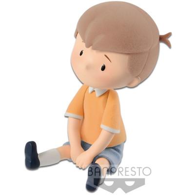 Фигурка Banpresto Winnie the Pooh - Cutte! Fluffy Puffy Disney Characters - Christopher Robin 85649P (5 см)