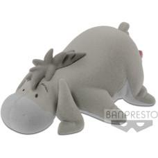 Фигурка Winnie the Pooh - Cutte! Fluffy Puffy Disney Characters - Eeyore (5 см)
