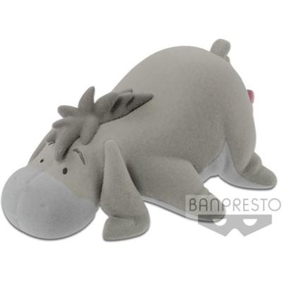 Фигурка Banpresto Winnie the Pooh - Cutte! Fluffy Puffy Disney Characters - Eeyore 85648P (5 см)
