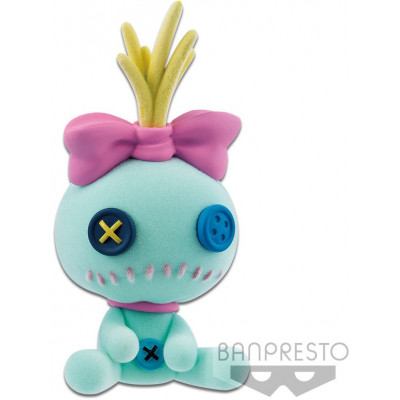 Фигурка Banpresto Lilo & Stitch - Fluffy Puffy Disney Characters - Scrump BP19878P (9 см)