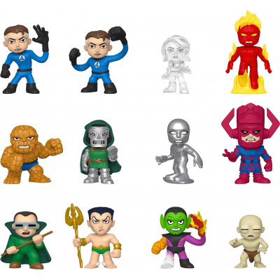 Фигурка Funko Fantastic Four - Mystery Minis (1 шт, 7.5 см) 45017