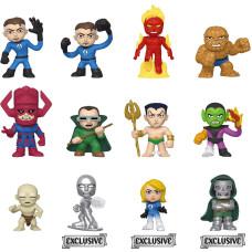Фигурка Fantastic Four - Mystery Minis (Exc1) (1 шт, 7.5 см)