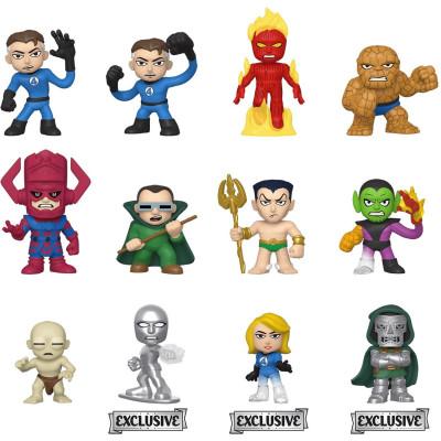 Фигурка Funko Fantastic Four - Mystery Minis (Exc1) (1 шт, 7.5 см) 44811