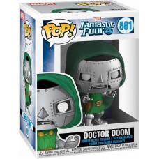 Головотряс Fantastic Four - POP! - Doctor Doom (9.5 см)