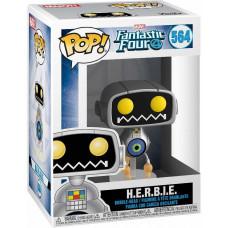 Головотряс Fantastic Four - POP! - H.E.R.B.I.E (9.5 см)