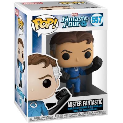 Фигурка Funko Головотряс Fantastic Four - POP! - Mister Fantastic 44985 (9.5 см)