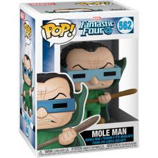 Головотряс Fantastic Four - POP! - Mole Man (9.5 см)