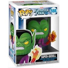 Головотряс Fantastic Four - POP! - Super-Skrull (9.5 см)