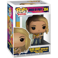 Фигурка Birds of Prey - POP! Heroes - Black Canary (Boobytrap Battle) (9.5 см)