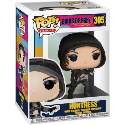 Фигурка Funko Birds of Prey - POP! Heroes - Huntress 44373 (9.5 см)