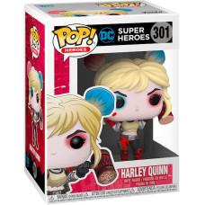 Фигурка DC: Super Heroes - POP! Heroes - Harley Quinn with Mallet (Exc) (9.5 см)