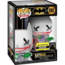 Фигурка Batman (80 Years) - POP! Heroes - Batman (The Joker is Wild) (Exc) (9.5 см)