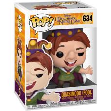 Фигурка Hunchback of Notre Dame - POP! - Quasimodo (Fool) (9.5 см)
