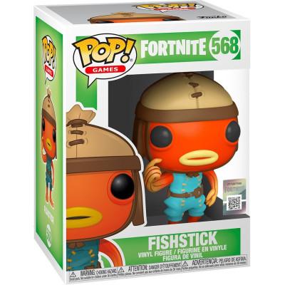 Фигурка Funko Fortnite - POP! Games - Fishstick 44731 (9.5 см)