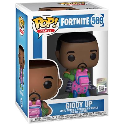 Фигурка Funko Fortnite - POP! Games - Giddy Up 44732 (9.5 см)