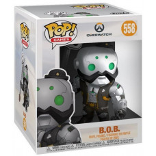 Фигурка Overwatch - POP! Games - B.O.B (15 см)