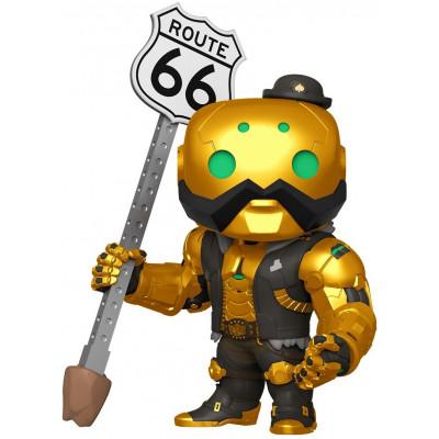 Фигурка Funko Overwatch - POP! Games - B.O.B (Gold Metallic) (Exc) 45339 (15 см)