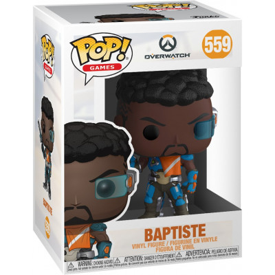 Фигурка Funko Overwatch - POP! Games - Baptiste 44519 (9.5 см)