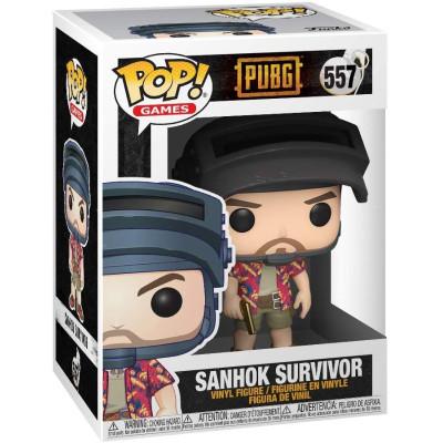 Фигурка Funko PlayerUnknown's Battlegrounds - POP! Games - Sanhok Survivor 44723 (9.5 см)