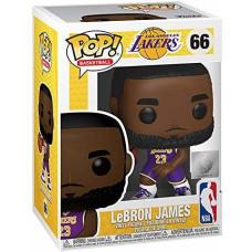 Фигурка Los Angeles Lakers - POP! Basketball - Lebron James (Home Jersey) (9.5 см)