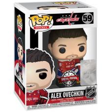 Фигурка NHL: Capitals - POP! Hockey - Alex Ovechkin (Alt Jersey) (Exc) (9.5 см)