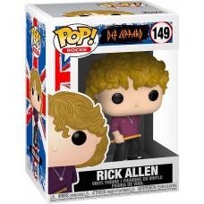 Фигурка Def Leppard - POP! Rocks - Rick Allen (9.5 см)
