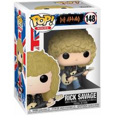 Фигурка Def Leppard - POP! Rocks - Rick Savage (9.5 см)