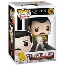 Фигурка Queen - POP! Rocks - Freddy Mercury (Wembley 1986) (9.5 см)