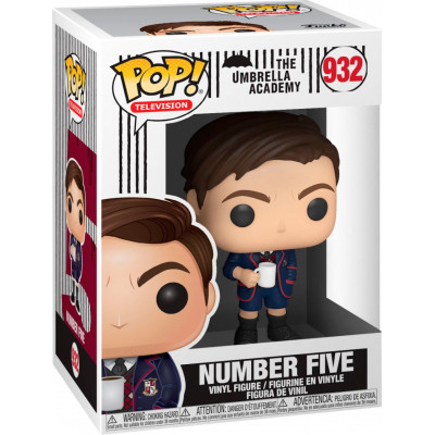 Фигурка Funko Umbrella Academy - POP! TV - Number Five 44514 (9.5 см)
