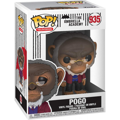 Фигурка Umbrella Academy - POP! TV - Pogo (9.5 см)