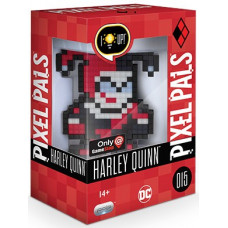 Фигурка DC Comics - Pixel Pals - Harley Quinn (Lights) (15 см)
