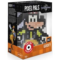 Фигурка Kingdom Hearts III - Pixel Pals - Goofy (Lights) (15 см)