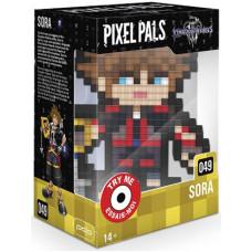 Фигурка Kingdom Hearts III - Pixel Pals - Sora (Lights) (15 см)