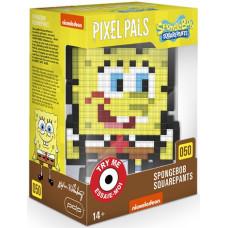 Фигурка SpongeBob Squarepants - Pixel Pals - SpongeBob Squarepants (Lights) (15 см)