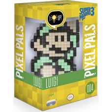 Фигурка Super Mario Bros 3 - Pixel Pals - Luigi (Lights) (15 см)