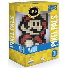 Фигурка Super Mario Bros 3 - Pixel Pals - Mario (Lights)