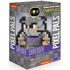 Фигурка Teenage Mutant Ninja Turtles - Pixel Pals - Shredder (Lights) (15 см)