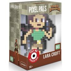 Фигурка Tomb Raider - Pixel Pals - Lara Croft (Lights) (15 см)