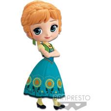 Фигурка Frozen - Q posket Disney Characters - Anna Surprise Coordinate (Ver.A) (14 см)